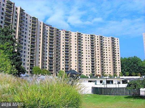205 Yoakum Parkway #519, Alexandria, VA 22304 (#AX10266911) :: Keller Williams Pat Hiban Real Estate Group