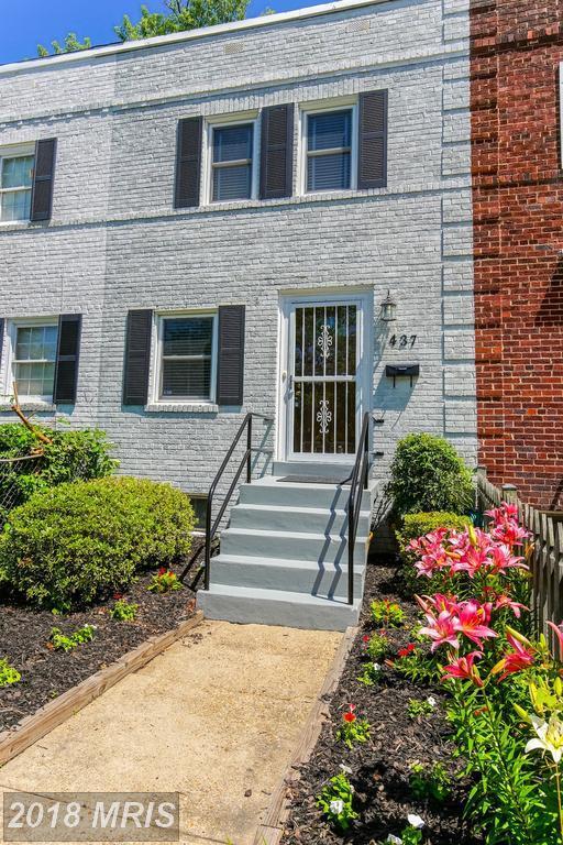 437 Mount Vernon Avenue, Alexandria, VA 22301 (#AX10271396) :: Tom & Cindy and Associates
