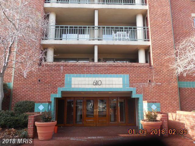 610 West Street #302, Alexandria, VA 22314 (#AX10315189) :: Bob Lucido Team of Keller Williams Integrity