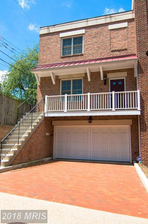 139 Reed Avenue, Alexandria, VA 22305 (#AX10326991) :: Browning Homes Group