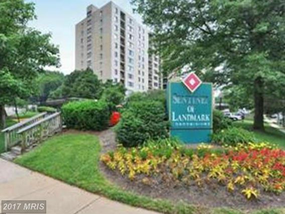 6300 Stevenson Avenue #512, Alexandria, VA 22304 (#AX9874404) :: Pearson Smith Realty