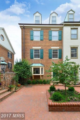 107 Cameron Mews, Alexandria, VA 22314 (#AX9977469) :: Susan Scheiffley & Company Homes
