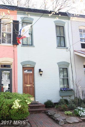 323 Royal Street N, Alexandria, VA 22314 (#AX9987662) :: A-K Real Estate
