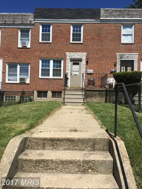 4465 Eldone Road, Baltimore, MD 21229 (#BA10000130) :: Pearson Smith Realty