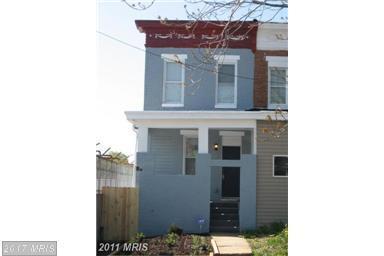 3307 Edmondson Avenue, Baltimore, MD 21229 (#BA10000764) :: Pearson Smith Realty