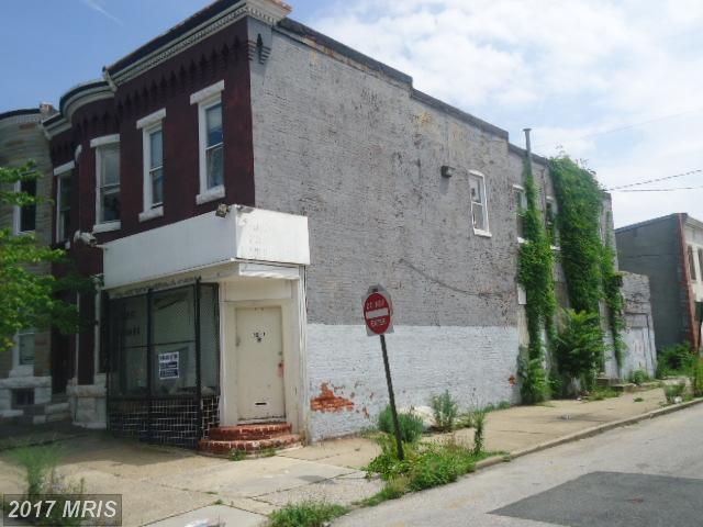 2011 Smallwood Street, Baltimore, MD 21216 (#BA10006285) :: Pearson Smith Realty