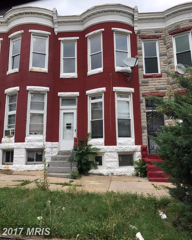 2839 Parkwood Avenue, Baltimore, MD 21217 (#BA10008509) :: Pearson Smith Realty