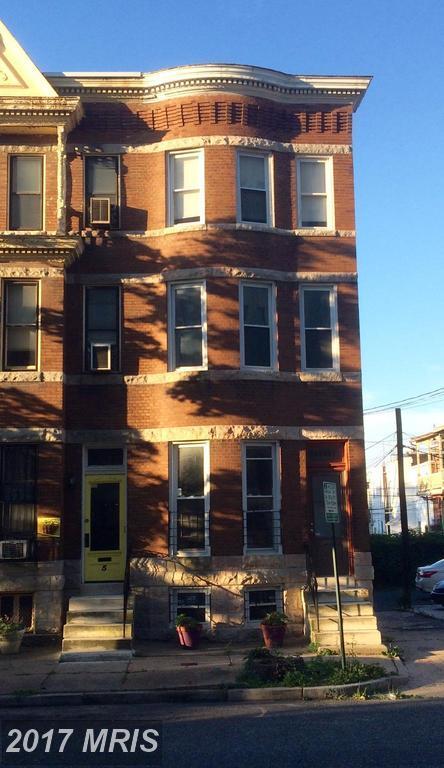3 27TH Street E, Baltimore, MD 21218 (#BA10008823) :: The MD Home Team