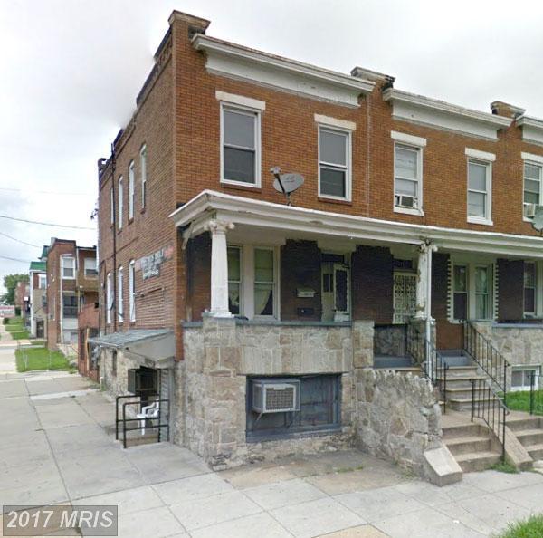 2510 Robb Street, Baltimore, MD 21218 (#BA10010281) :: Keller Williams Pat Hiban Real Estate Group