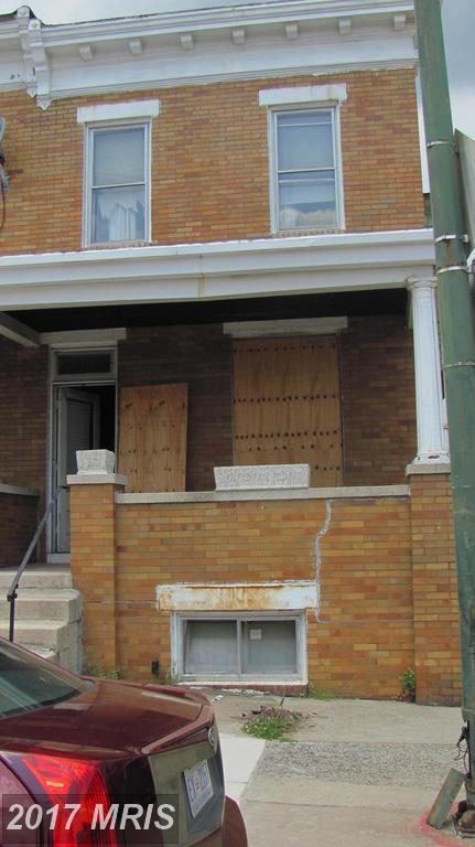 2718 Oliver Street, Baltimore, MD 21213 (#BA10010995) :: Pearson Smith Realty