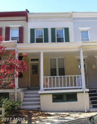 3162 Remington Avenue, Baltimore, MD 21211 (#BA10012201) :: Pearson Smith Realty