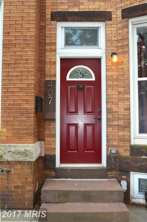 407-W. 28TH, Baltimore, MD 21211 (#BA10013058) :: ExecuHome Realty