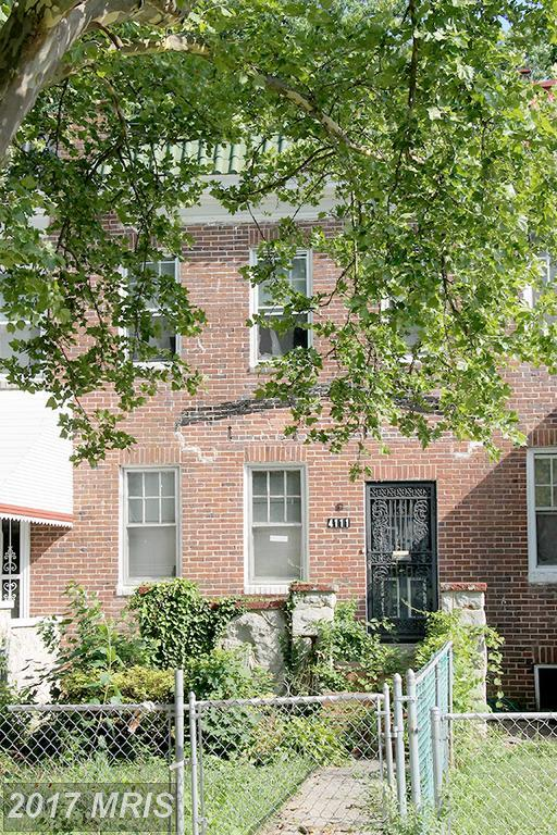 4111 Fairview Avenue, Baltimore, MD 21216 (#BA10013320) :: Pearson Smith Realty
