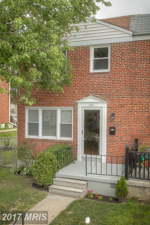 5515 Whitwood Road, Baltimore, MD 21206 (#BA10013881) :: Pearson Smith Realty