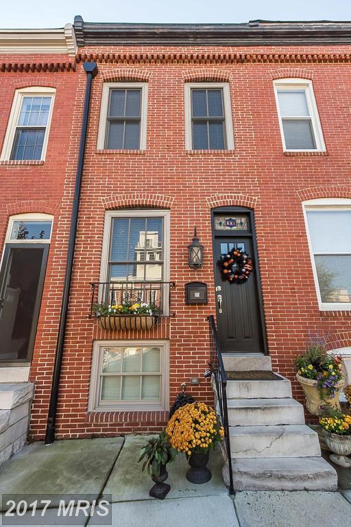621 Clement Street E, Baltimore, MD 21230 (#BA10014131) :: Arlington Realty, Inc.