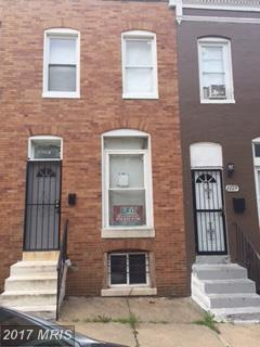 2231 Orem Avenue, Baltimore, MD 21217 (#BA10014535) :: Pearson Smith Realty