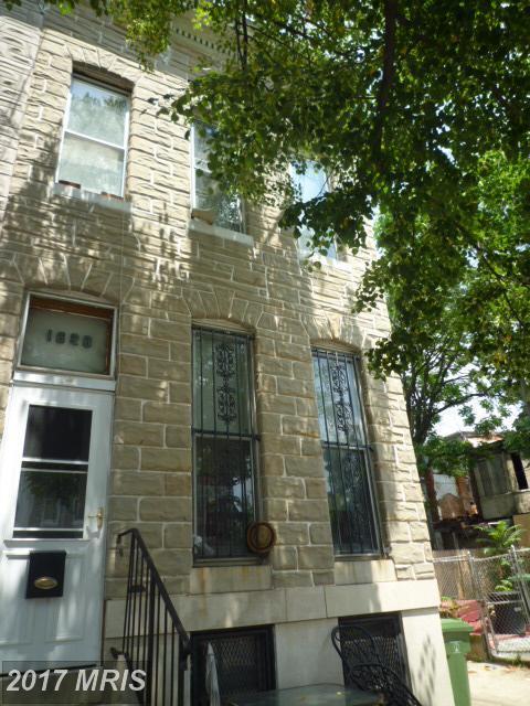 1628 Lanvale Street E, Baltimore, MD 21213 (#BA10014749) :: Pearson Smith Realty