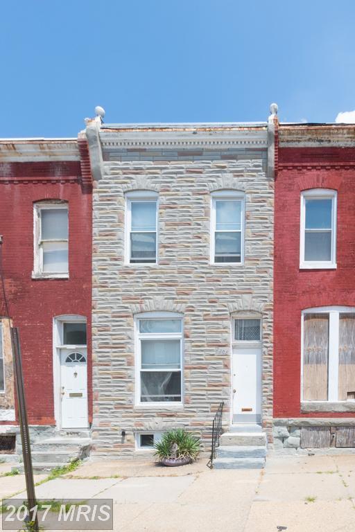 2208 Chase Street E, Baltimore, MD 21213 (#BA10018868) :: Pearson Smith Realty