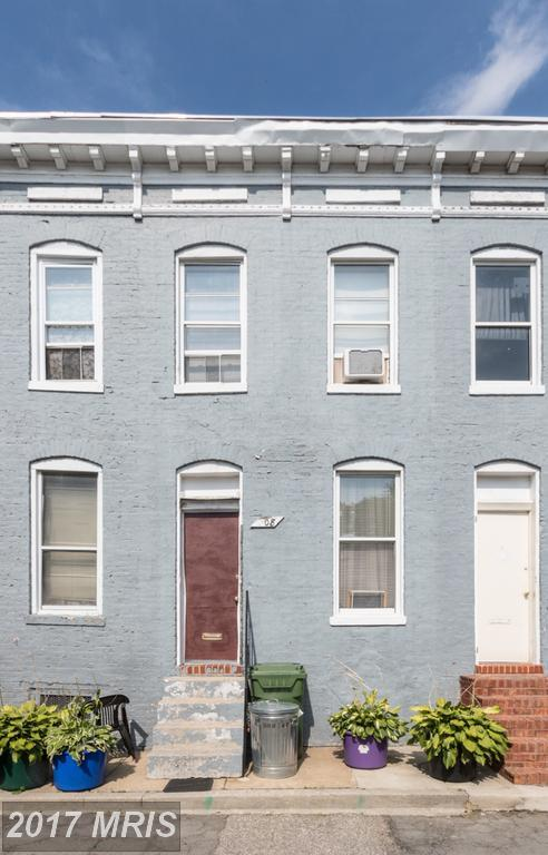 508 Duncan Street N, Baltimore, MD 21205 (#BA10018886) :: Pearson Smith Realty