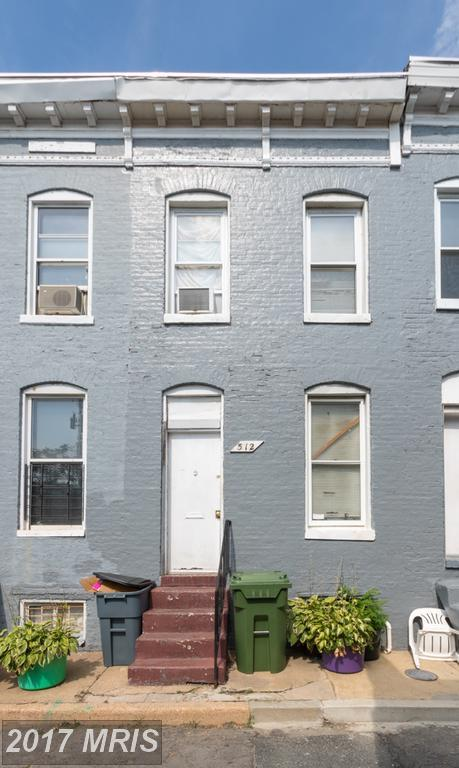 512 Duncan Street N, Baltimore, MD 21205 (#BA10018892) :: Pearson Smith Realty