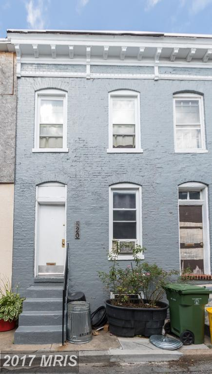 520 Duncan Street N, Baltimore, MD 21205 (#BA10018902) :: Pearson Smith Realty