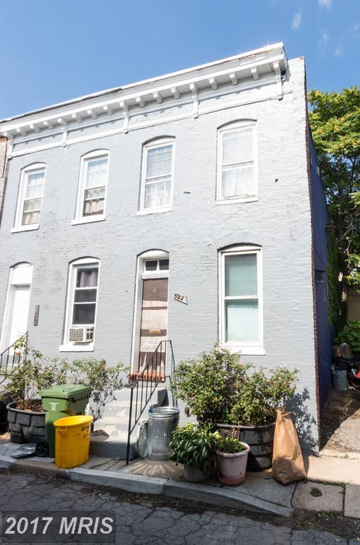 522 Duncan Street N, Baltimore, MD 21205 (#BA10018904) :: Pearson Smith Realty