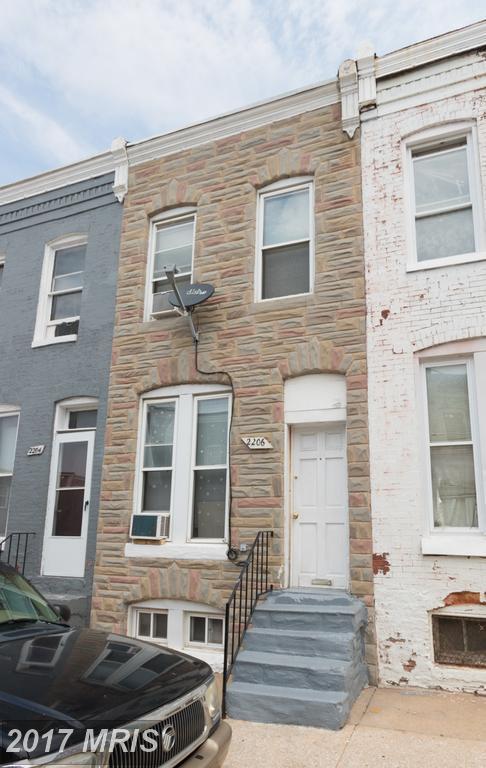 2206 Henneman Avenue, Baltimore, MD 21213 (#BA10018945) :: Pearson Smith Realty