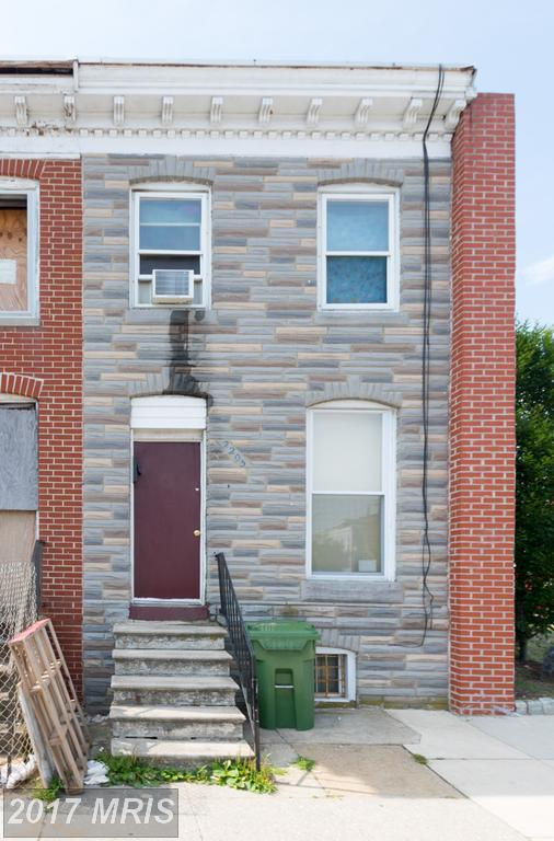 2205 Mcelderry Street, Baltimore, MD 21205 (#BA10018960) :: Pearson Smith Realty