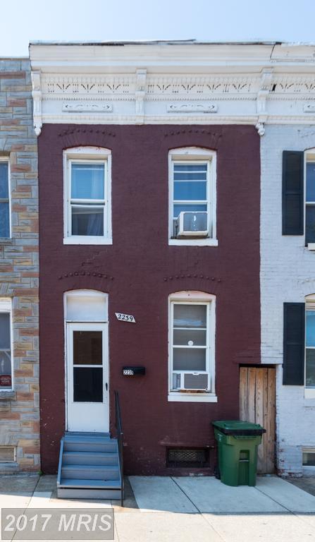 2239 Mcelderry Street, Baltimore, MD 21205 (#BA10018961) :: Pearson Smith Realty