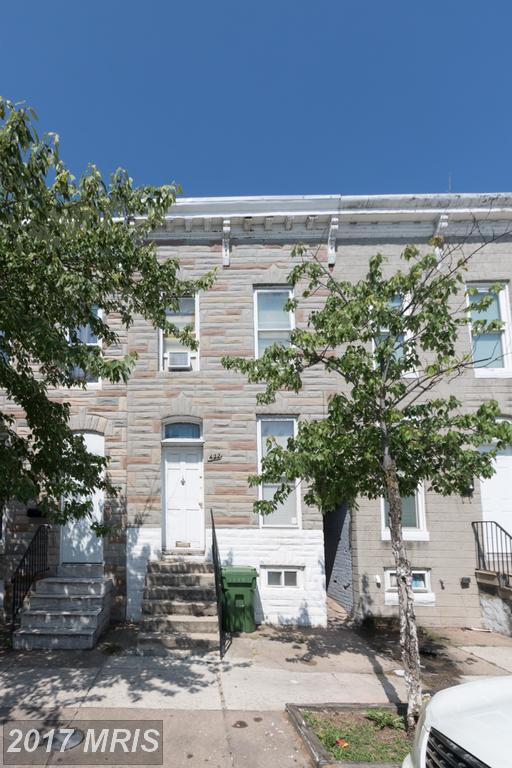 422 Patterson Park Avenue N, Baltimore, MD 21231 (#BA10018971) :: Pearson Smith Realty