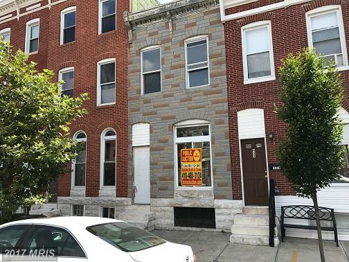 435 Patterson Park Avenue N, Baltimore, MD 21231 (#BA10019353) :: Pearson Smith Realty