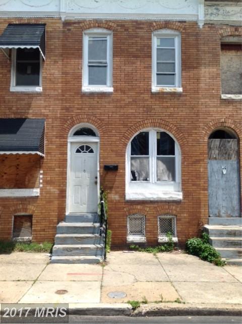 2409 Druid Hill Avenue, Baltimore, MD 21217 (#BA10020843) :: Pearson Smith Realty