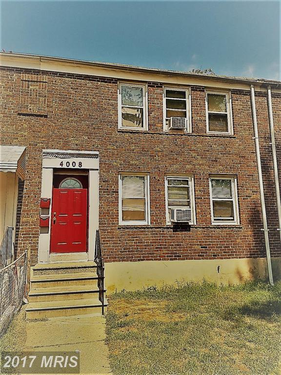 4008 Edgewood Road, Baltimore, MD 21215 (#BA10023187) :: Pearson Smith Realty