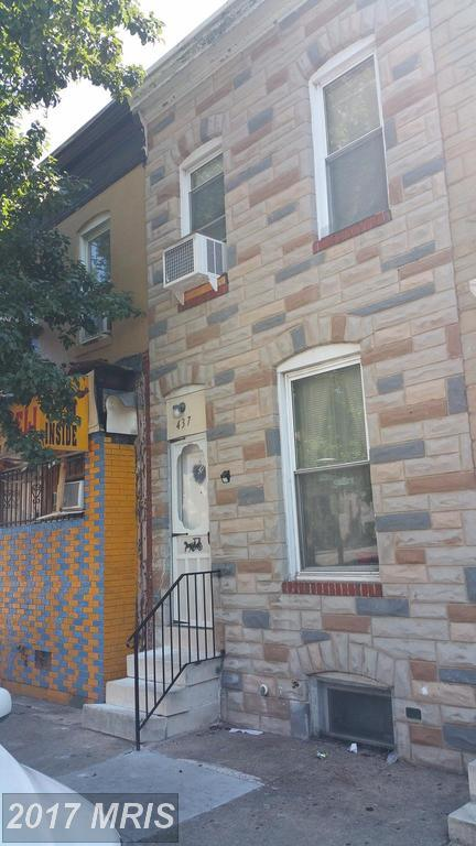 437 Glover Street N, Baltimore, MD 21224 (#BA10025669) :: Pearson Smith Realty