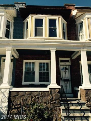 240 Collins Avenue, Baltimore, MD 21229 (#BA10026031) :: Pearson Smith Realty