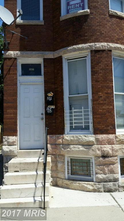 1827 Appleton Street, Baltimore, MD 21217 (#BA10026060) :: LoCoMusings