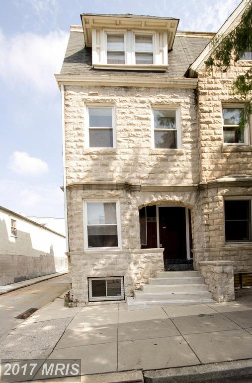 12 Lafayette Avenue, Baltimore, MD 21202 (#BA10026075) :: Pearson Smith Realty
