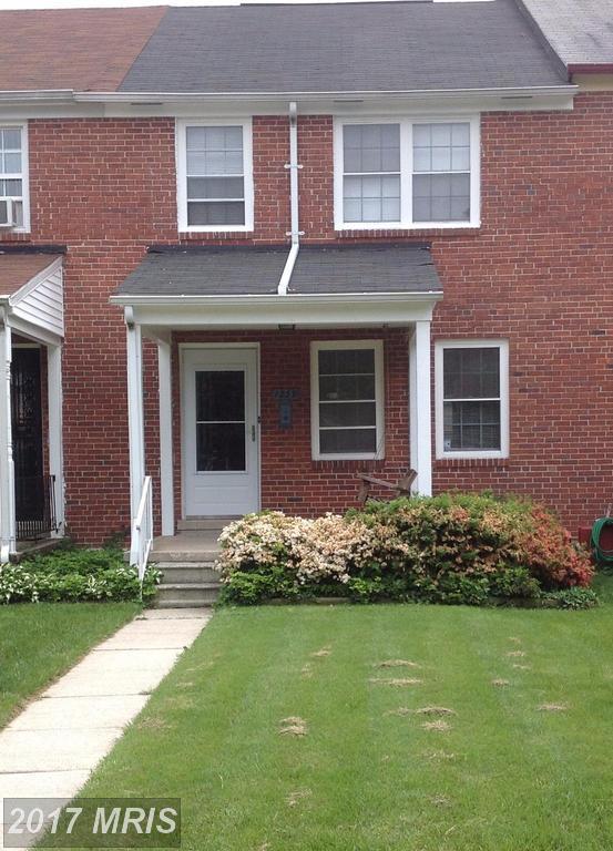 1239 Meridene Drive, Baltimore, MD 21239 (#BA10026145) :: Pearson Smith Realty
