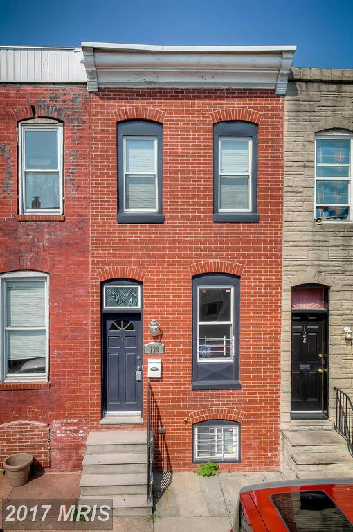 126 Rose Street, Baltimore, MD 21224 (#BA10026907) :: Pearson Smith Realty