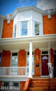 344 Ilchester Avenue, Baltimore, MD 21218 (#BA10027030) :: Pearson Smith Realty
