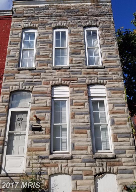 639 Gutman Avenue, Baltimore, MD 21218 (#BA10027916) :: LoCoMusings