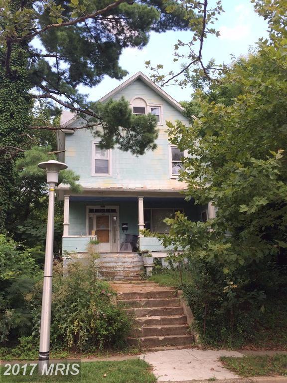 2812 Montebello Terrace, Baltimore, MD 21214 (#BA10028844) :: Pearson Smith Realty