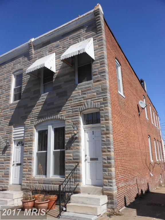 1 Milton Avenue N, Baltimore, MD 21224 (#BA10029285) :: Pearson Smith Realty