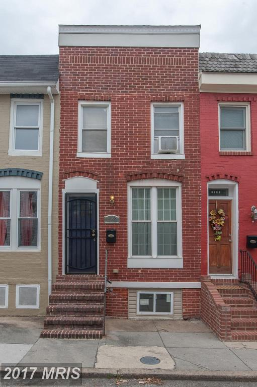 1143 Cleveland Street, Baltimore, MD 21230 (#BA10029712) :: Pearson Smith Realty