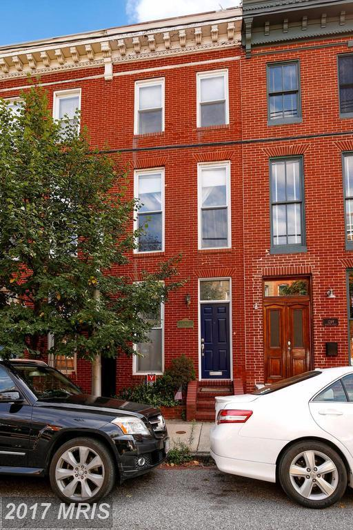 1267 Riverside Avenue, Baltimore, MD 21230 (#BA10029864) :: The Dailey Group