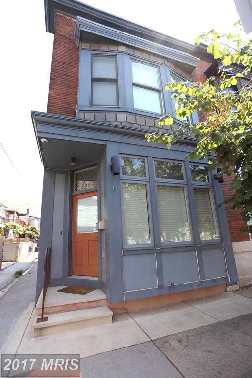 1 Ellwood Avenue S, Baltimore, MD 21224 (#BA10031439) :: Pearson Smith Realty