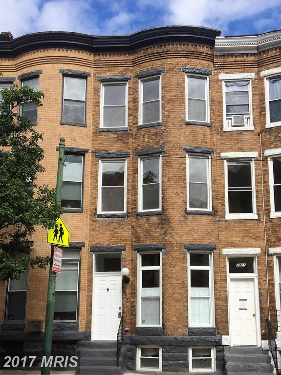 2423 Calvert Street N, Baltimore, MD 21218 (#BA10032147) :: The MD Home Team