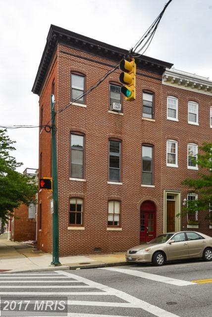 2000 Baltimore Street E, Baltimore, MD 21231 (#BA10032988) :: The Sebeck Team of RE/MAX Preferred