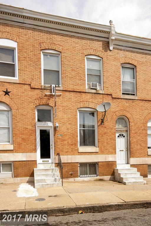 1702 Lanvale Street, Baltimore, MD 21213 (#BA10035445) :: LoCoMusings