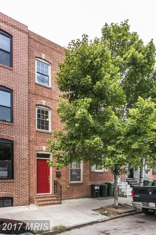 916 Kenwood Avenue S, Baltimore, MD 21224 (#BA10035778) :: The Dailey Group